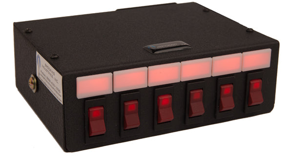 BR 959J 7-Function Switch Box