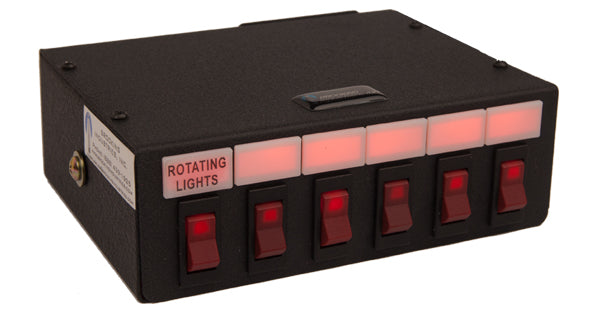 BR 960 6-Function Switch Box