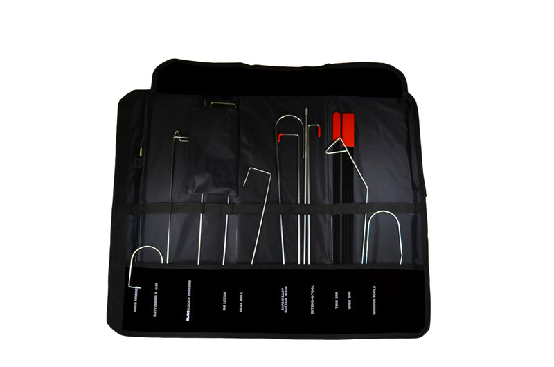Original Velcro Lockout Kit black