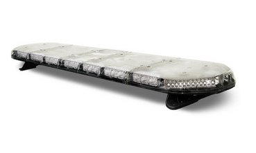 "From Brooking Industries 60"" LEGION LE Series LED Light Bar with Standard LED takedowns & alleys."