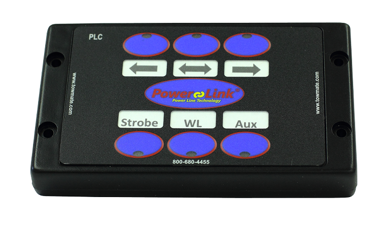 6-Button Control Panel for Power-Link Products