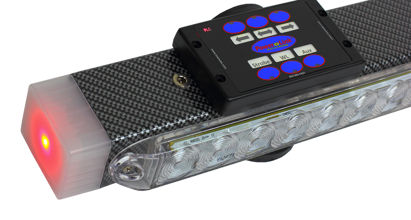 PLC300Li6 Portable Magnetic Power-Link Light Bar