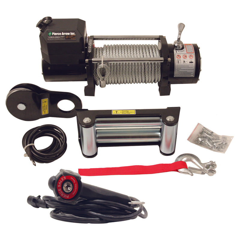 12,000 lb Recovery Winch (PS12000)