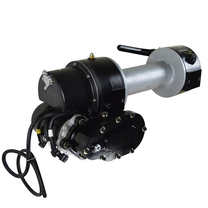 "12,500 lb 8"" Winch (12V) w/Safety Clutch (PSW654-8MK)"