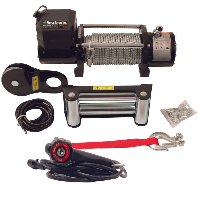 9,000 lb Recovery Winch (PS9000)
