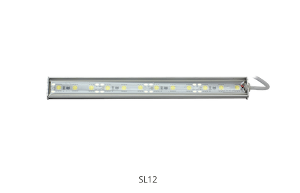 SL12 Series Waterproof Lights- Low Profile Worklights