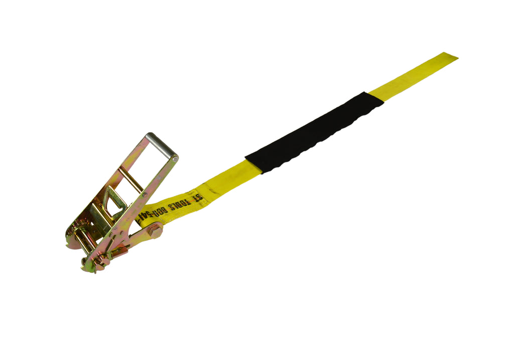"2"" Under reach Tie Down Strap with Sleeve"