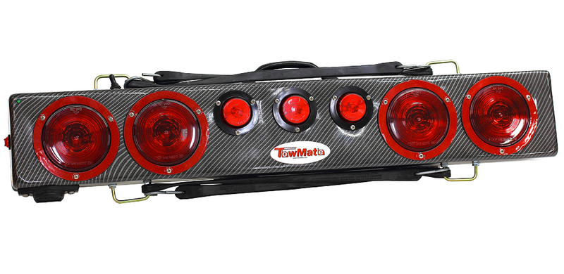 TM36 Heavy Duty Wireless Tow Light