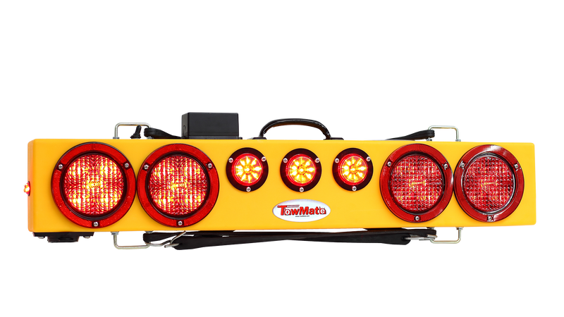 TM36Li Lithium Powered Heavy Duty Wireless Tow Light towmate