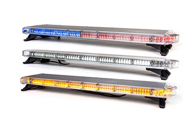 "54"" Torrent LED Light Bar V2 FULL DUAL COLOR (360 degree dual color capable) - CORNERS OPTION: 12 LED single color or 12 LED dual color. With Front/Rear inboards.  Full Front Flood & LED alleys."