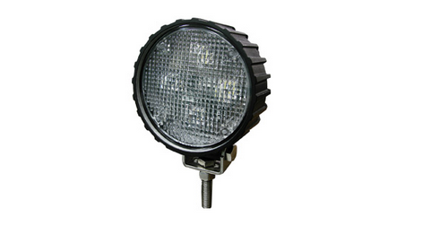 4-Diode Round Work Light (900 lumens) economic work light
