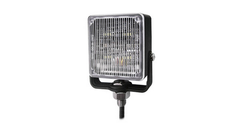 4-Diode Square Work Light (500 lumens) Brooking industries