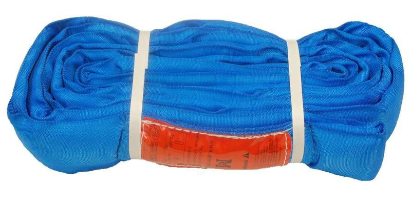 Blue Polyester Round Sling