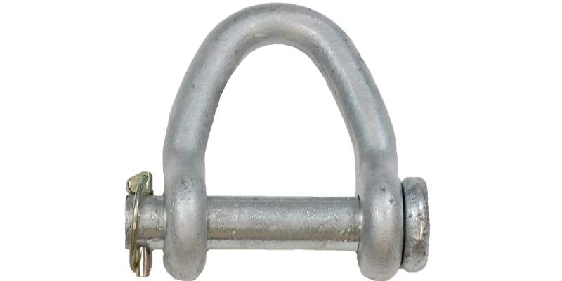 "4"" Web Shackle - Made in USA"