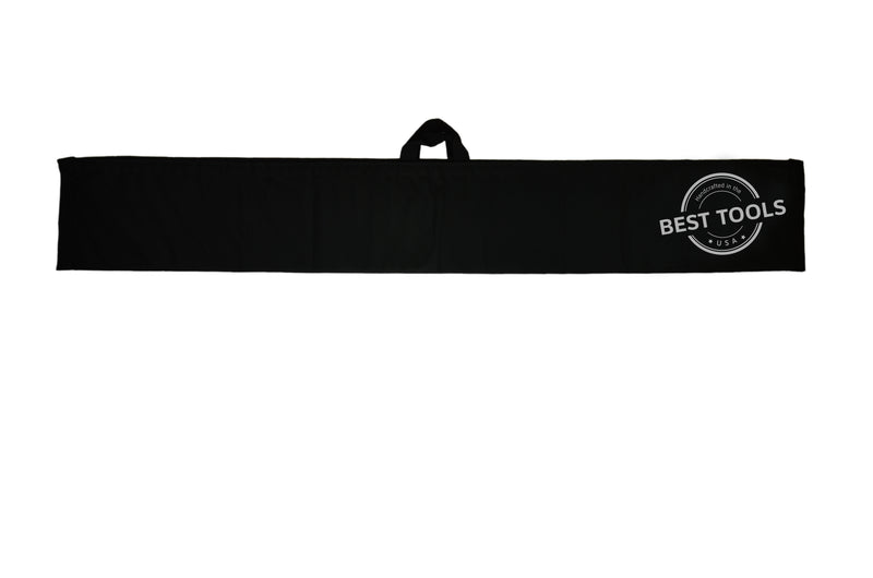 BLACK Magic Wand Lockout Pouch is made of Nylon/Poly and comes with a Velcro Fastener.
