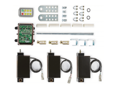 Lodar Multi-Function Electrical Actuator Kit