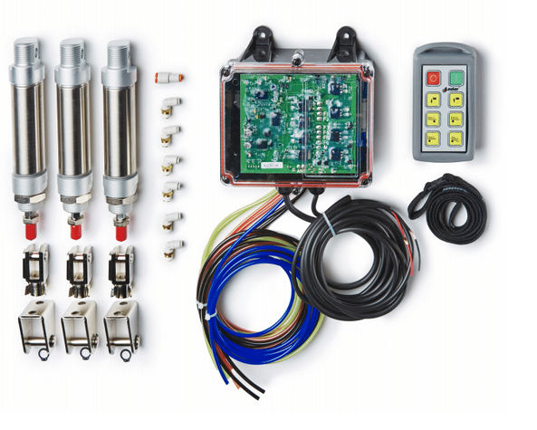 Lodar Wireless Remote System for Hydraulics
