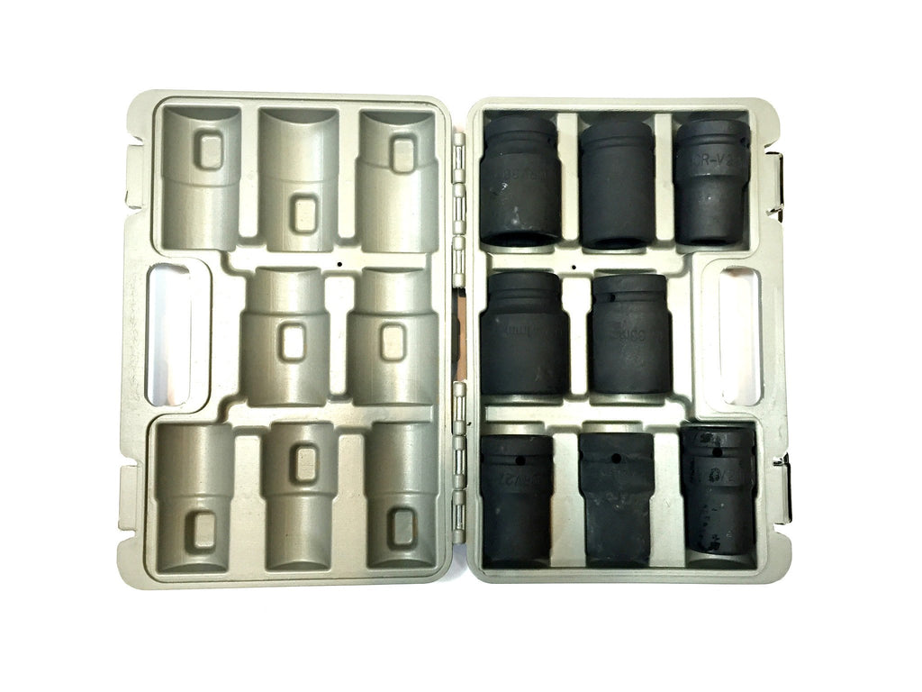 Lug Nut Socket Set - Free Shipping