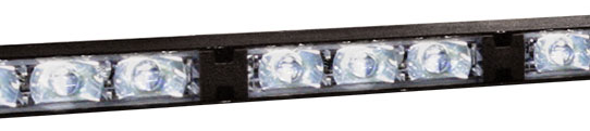 RayZR Warning LED Light Stick - 6 HEAD UNIT