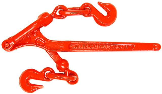 "1/4""-5/16"" Lever Type Chain Load Binder"