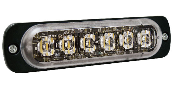 ST6 Super Thin 6-Diode Surface Mount Lighthead