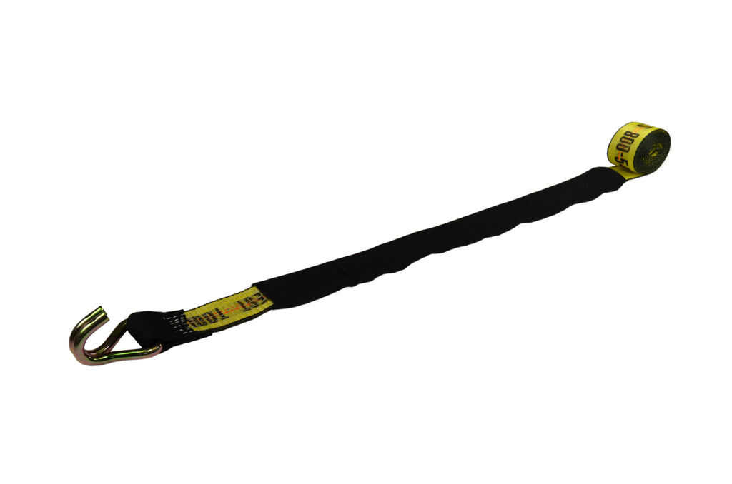 "2"" x 8ft Quality double finger hook strap"