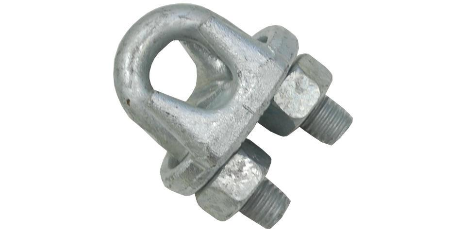 "1/4"" Drop Forged Wire Rope Clip"