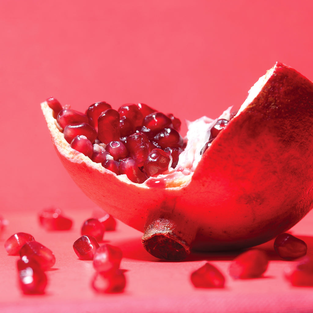 Ripe, Pomegranate