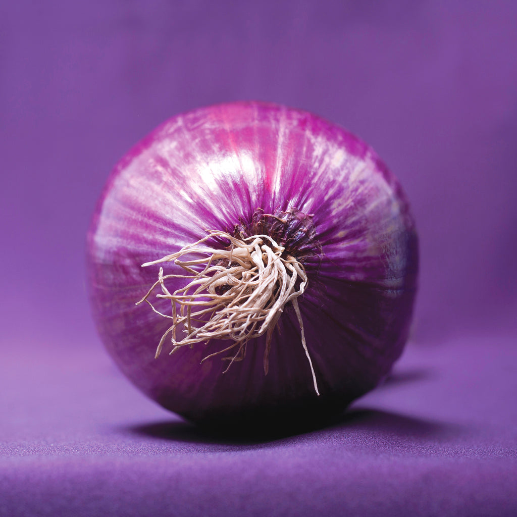 Ripe, Red Onion