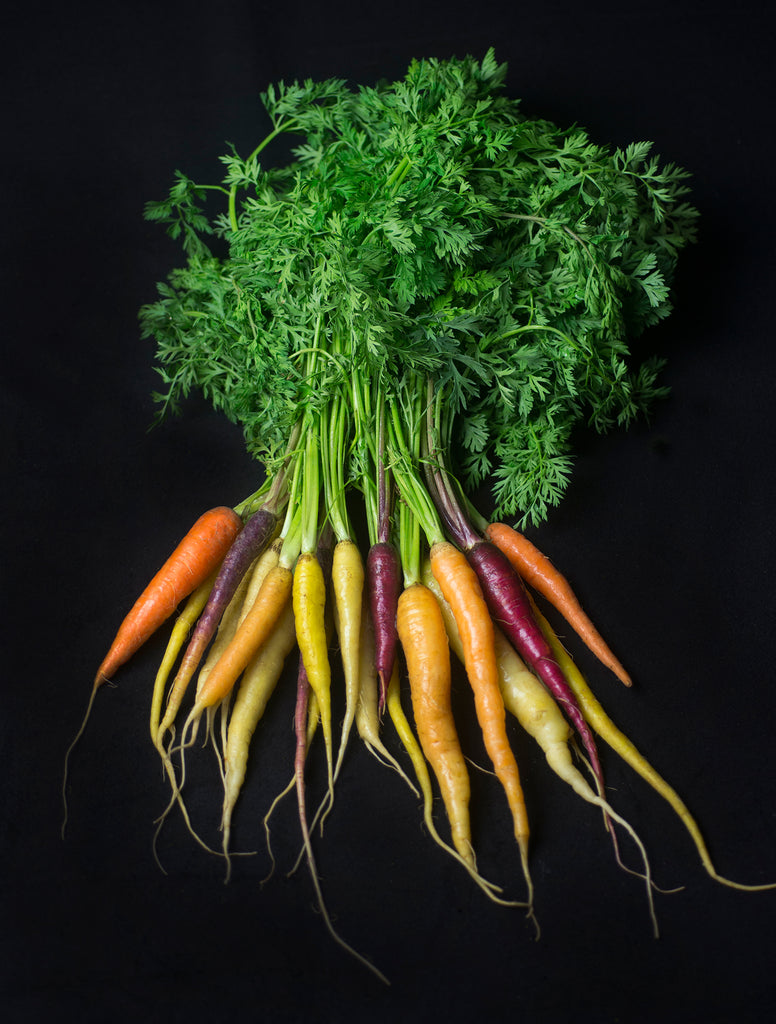 Limited Edition, Rainbow Carrots