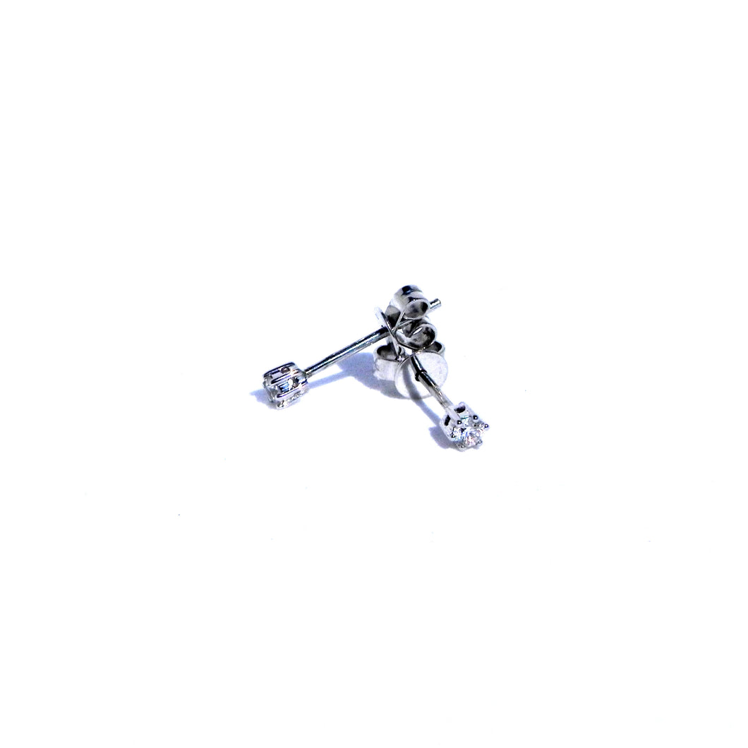 Boucles d'oreilles Light Diamant