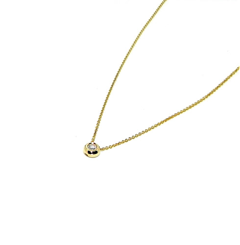Collier Solitaire L