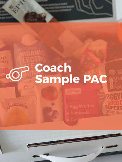 Coach Sample Fuel PAC