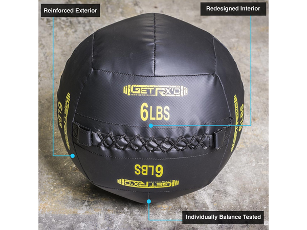 Padded Medicine Ball