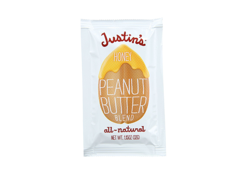 Honey Peanut Butter Squeeze Pack
