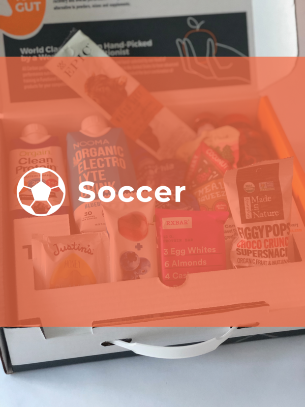 Soccer Recovery Fuel PAC