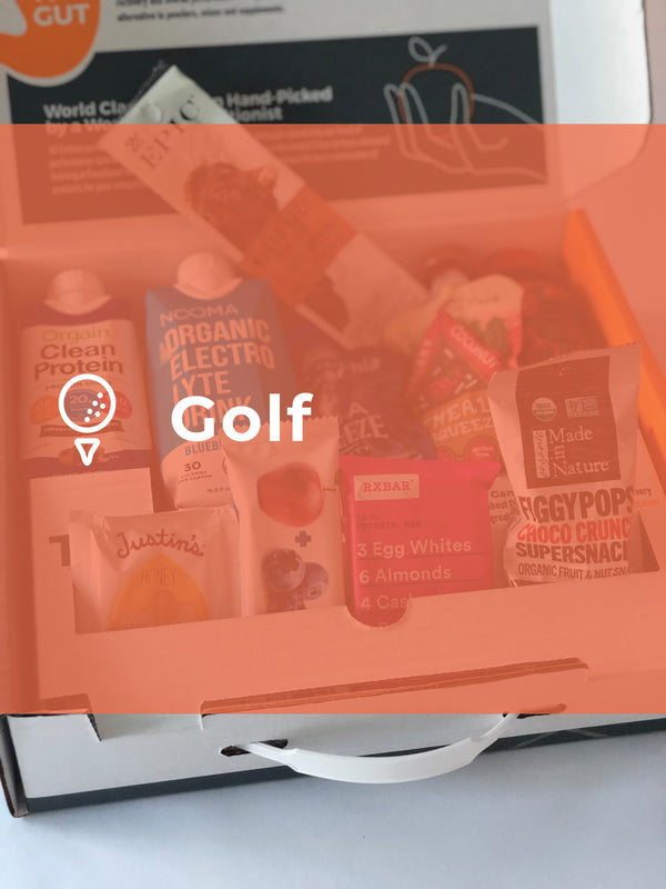 Golf 18-Hole Fuel PAC