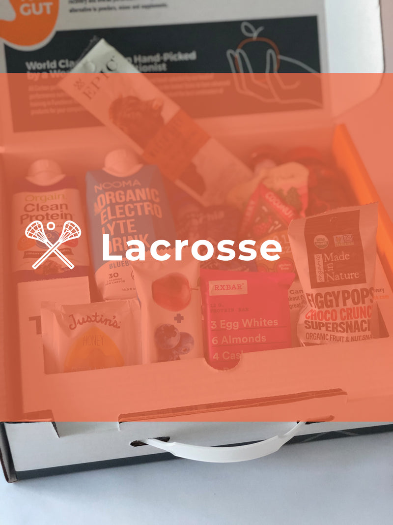 Lacrosse Game Day Fuel PAC