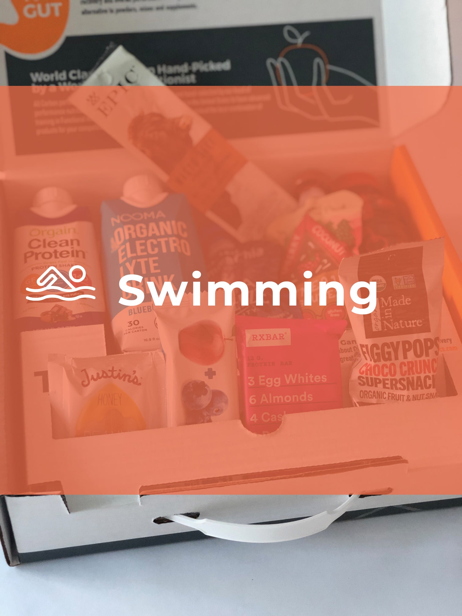 Swimming Event Fuel PAC