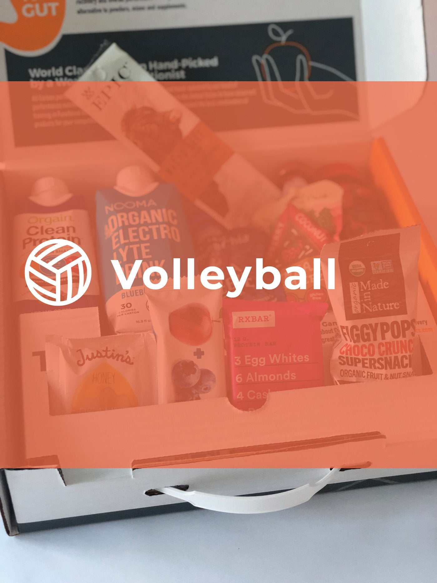 Volleyball Event Fuel PAC