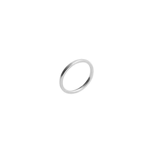 Naked Ring - Sølv