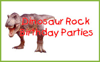 Dinosaur Fossile Party Activity Package