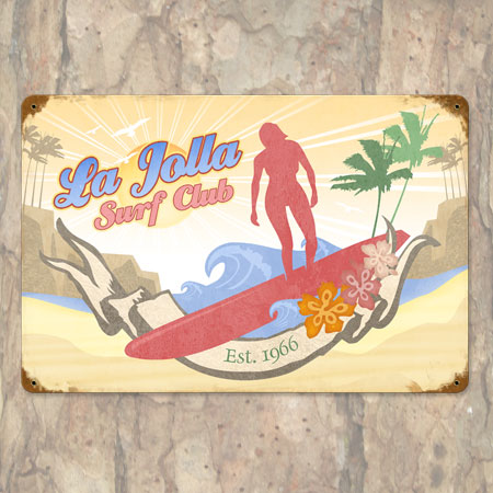 La Jolla Surf Club
