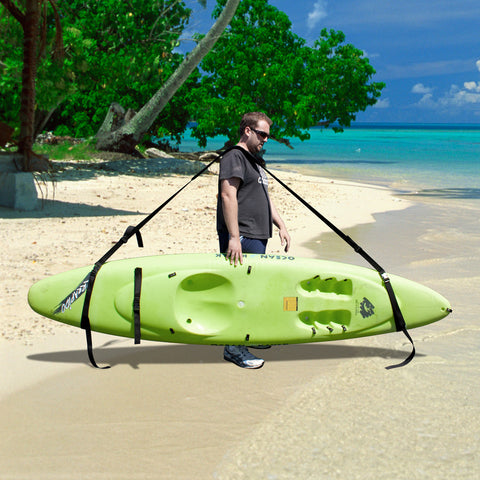 Adjustable Watercraft Carrier
