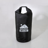 Dry Bag - 30 Liters -Yellow or Black