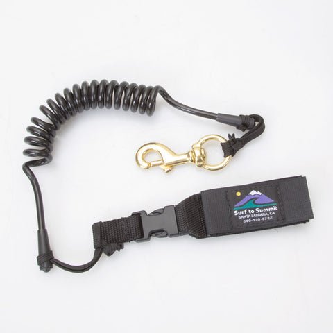 The Keeper Fishing Pole Leash - 4'