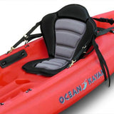 GTS Elite Molded Foam Kayak Seat - No Pack