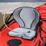 GTS Pro Molded Foam Kayak Seat – Hydration Pack