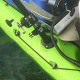 Flush Mount Fishing Rod Holder
