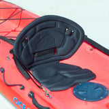 The Outfitter Molded Foam Kayak Seat - No Pack